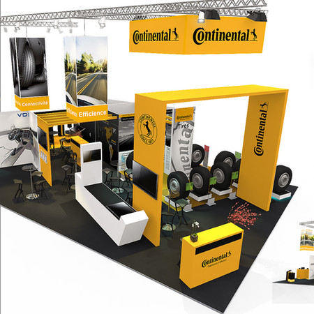 Stand CONTINENTAL