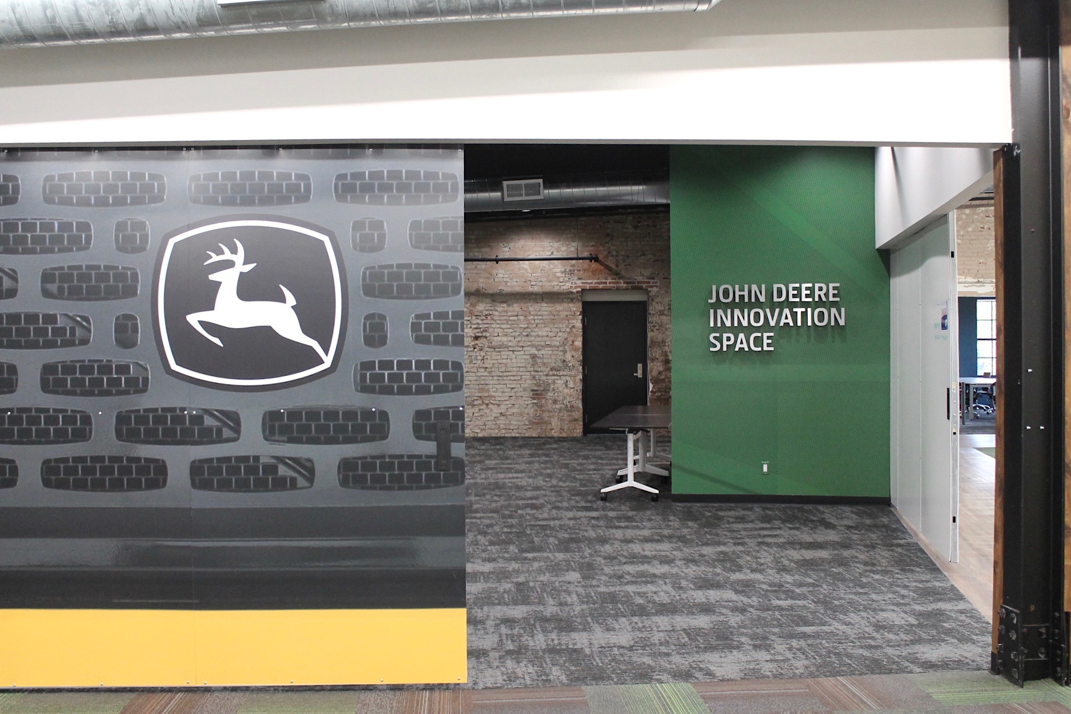 John Deere Innovation Space - 1/2 Day