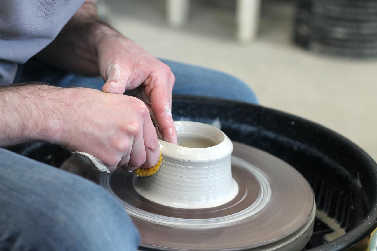 Pottery Wheel Course