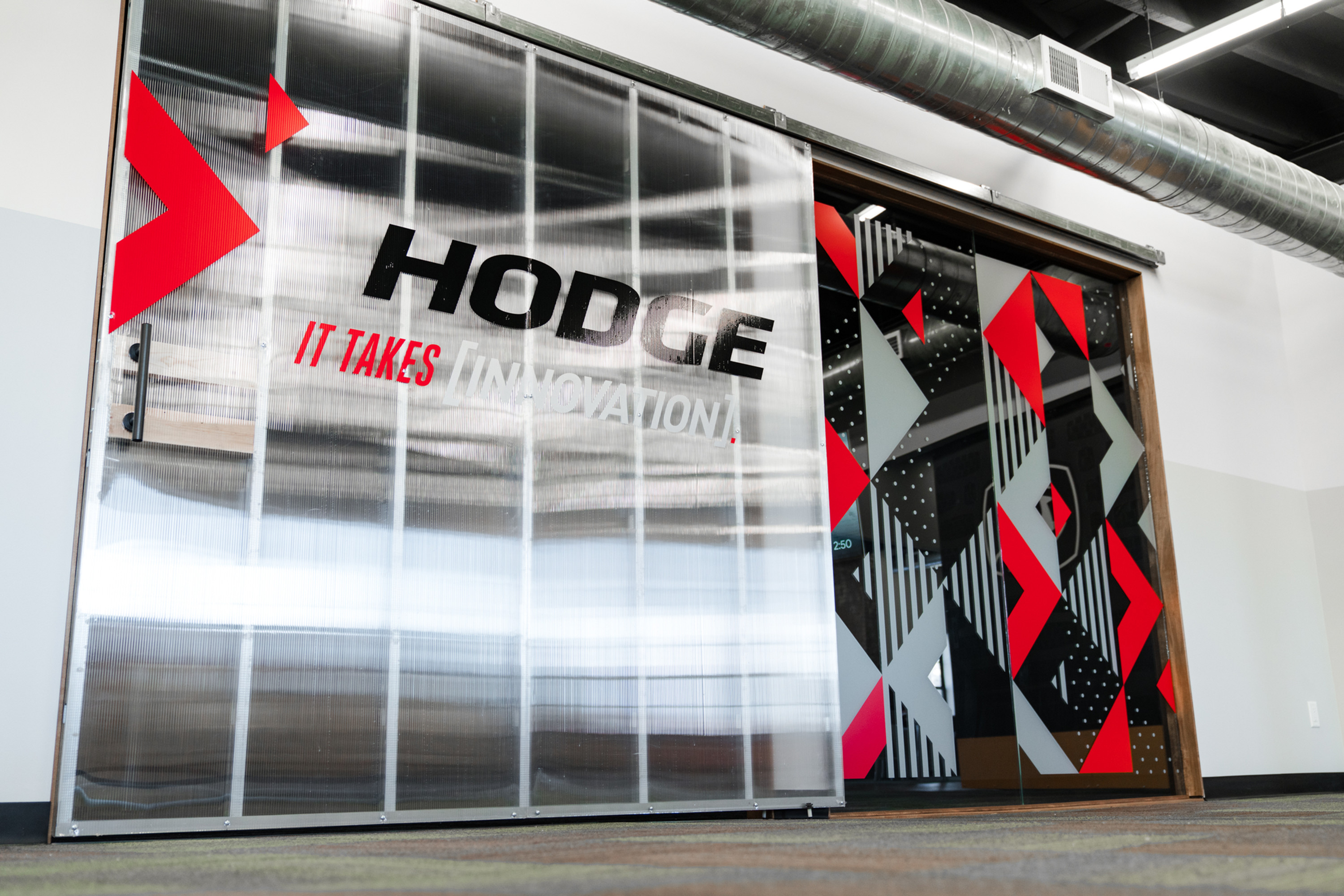 Hodge Innovation Space - 1/2 Day
