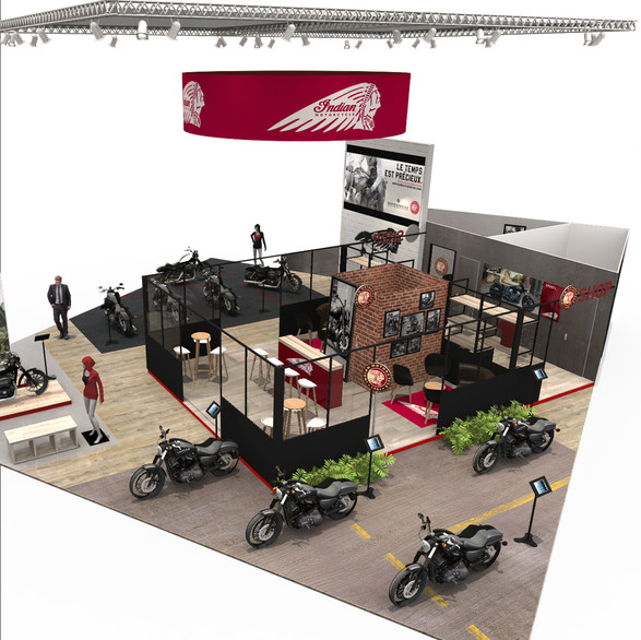 Stand INDIAN MOTORCYCLE