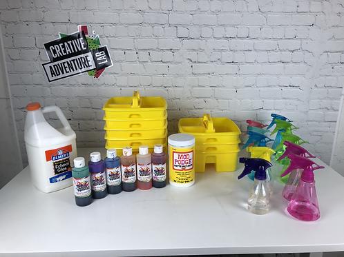 Craft Supply Assortment