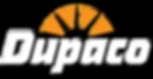 Dupaco-White-Logo-Dropshadow-300x155-202