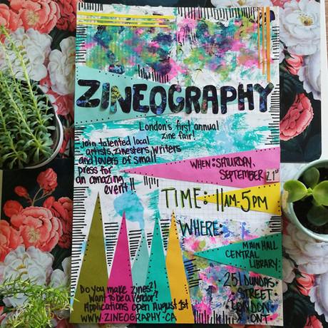ZINEOGRAPHY!