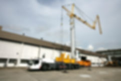 Mobile Tower Crane