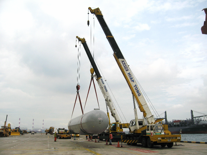Mobile Crane Lifting Services