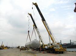 Mobile Crane Lifting Services