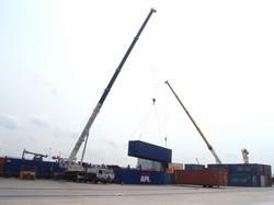 Mobile Crane Lifitng Services