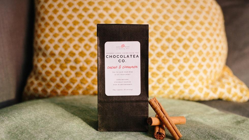 cacao & cinnamon (100g)