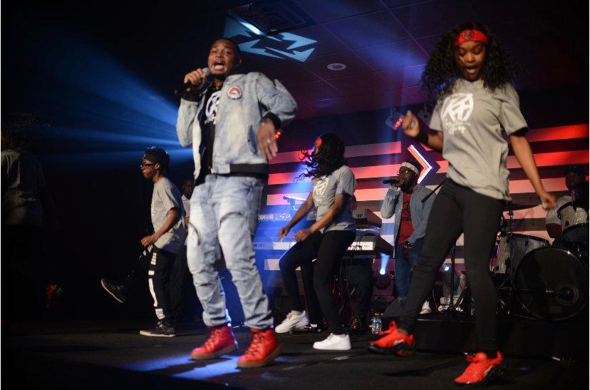 Rap Gang and Band