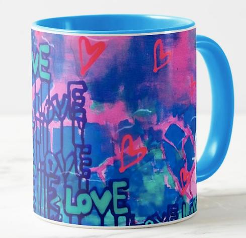 Your Artwork on a Coffee Mug!