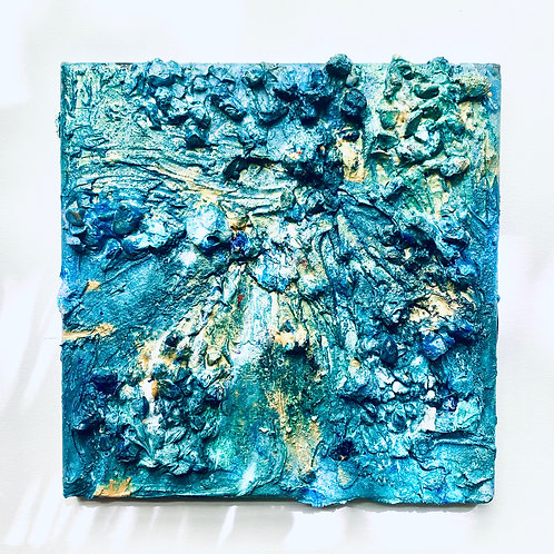 Textured Acrylic Paintings