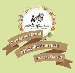 2015 Spring Music Festival