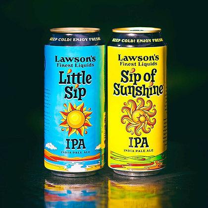 Lawsons Finest Liquids family