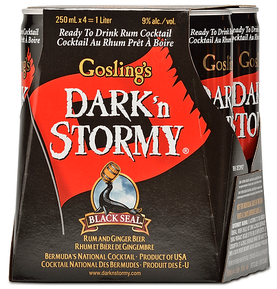 Goslings Dark 'n Stormy