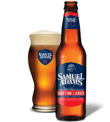 Samuel Adam's Boston Lager