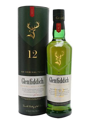 The Glenfiddich 12 Year