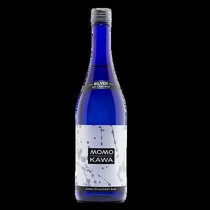 Momokawa Silver Junmai Sake