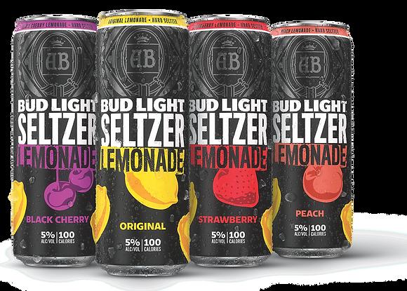 Bud Light Seltzer Lemonade Variety Pack