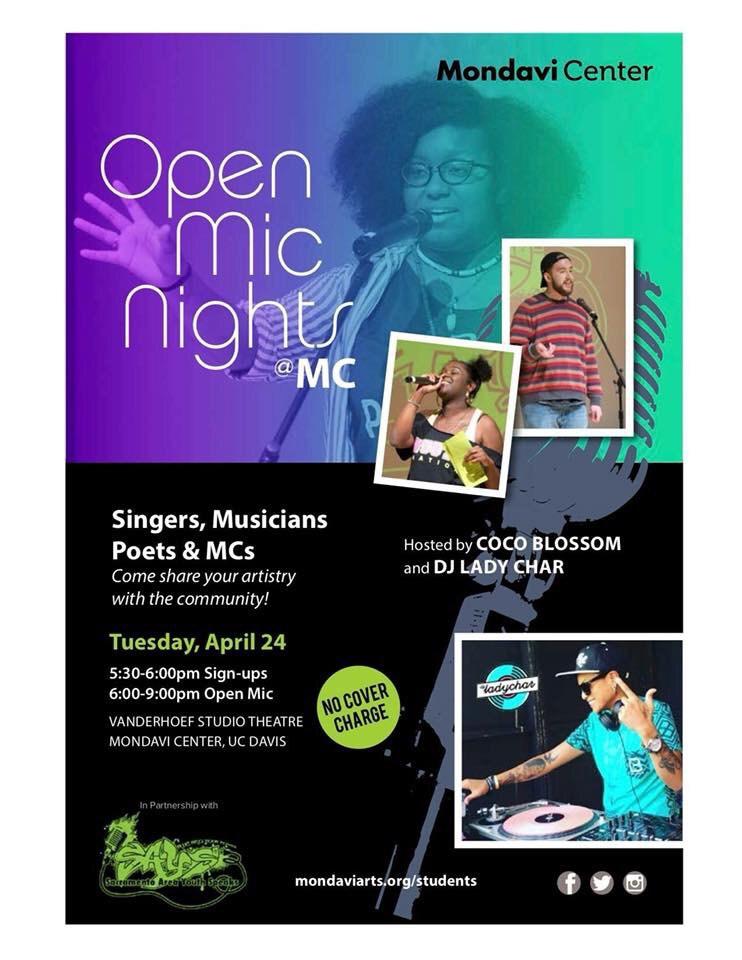 Mondavi Center Open Mic Nights.jpg
