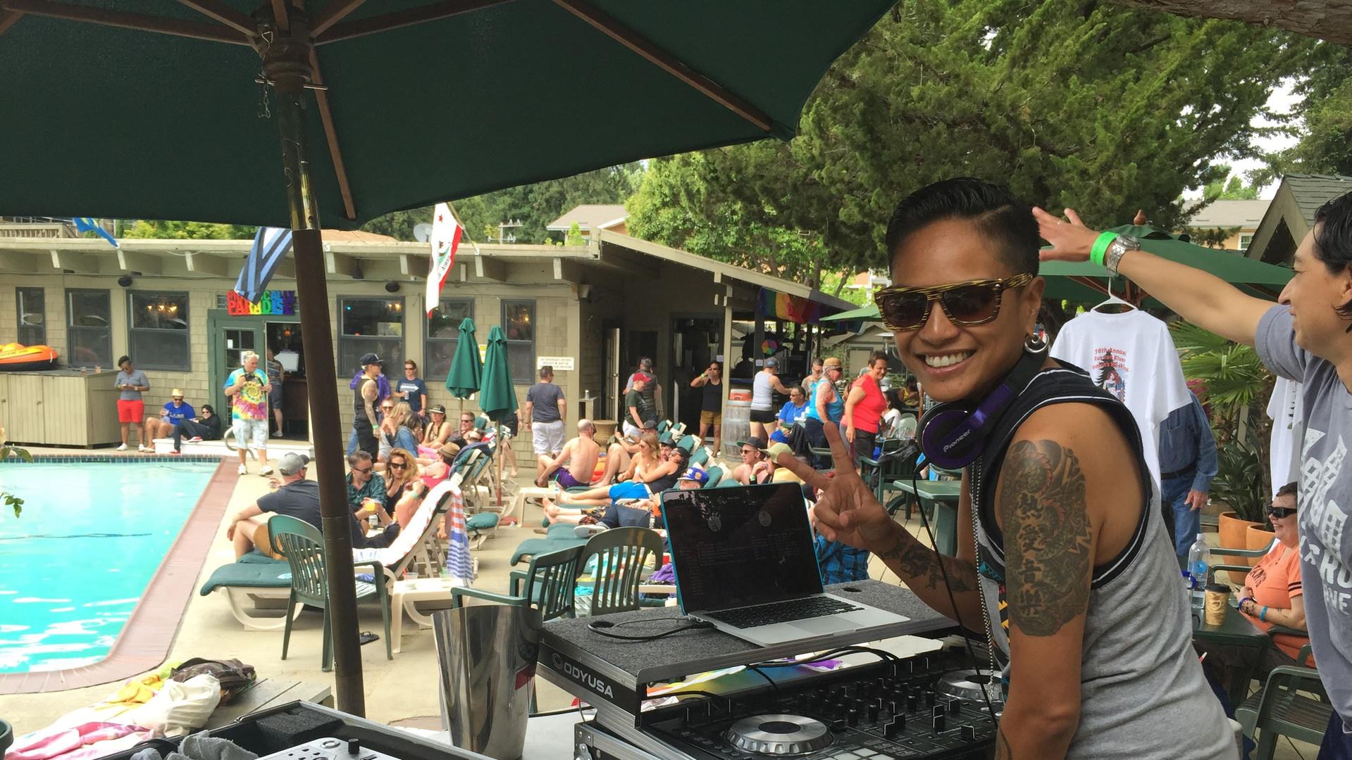 DJ Lady Char Wome's weekend.JPG