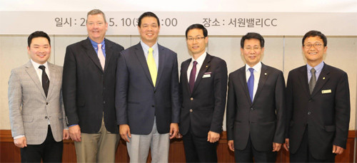 One Club Palmer Advantage launches at Seowon Valley Country Club in Paju, Kyunggido, Korea