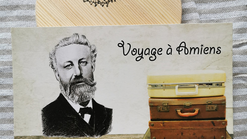 Voyage à Amiens Jules Verne