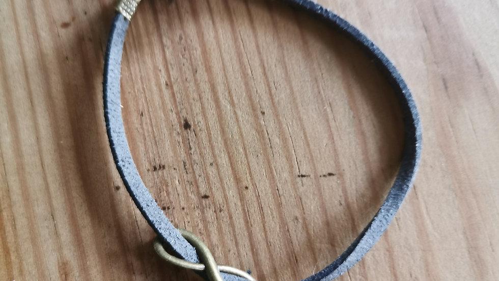 Bracelet Suédine