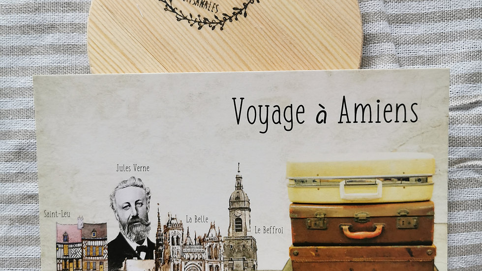Voyage à Amiens