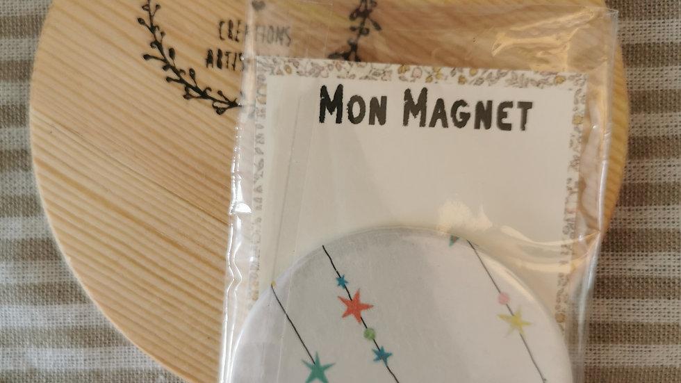 Magnet étoiles