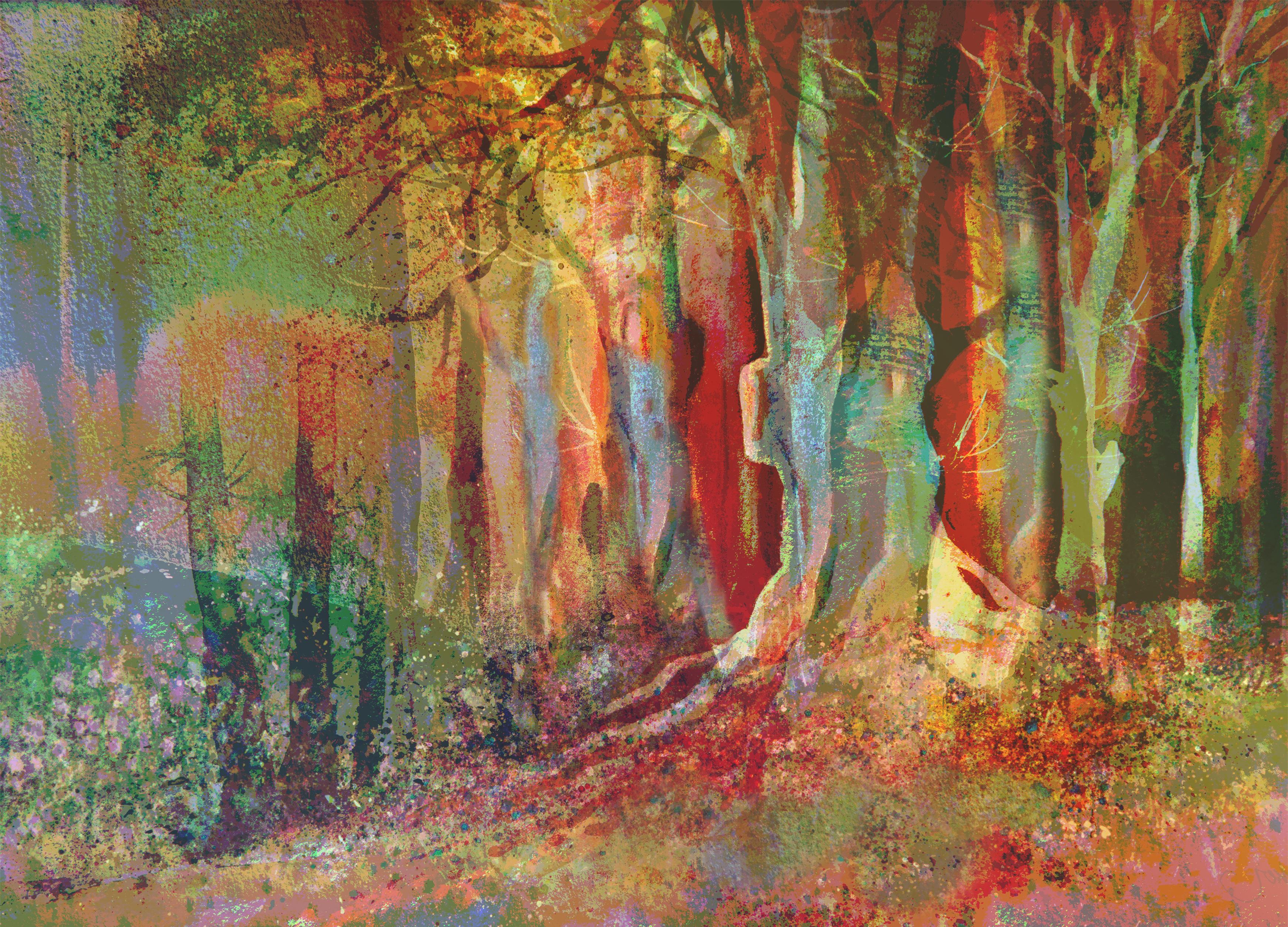 autumn woodland 4