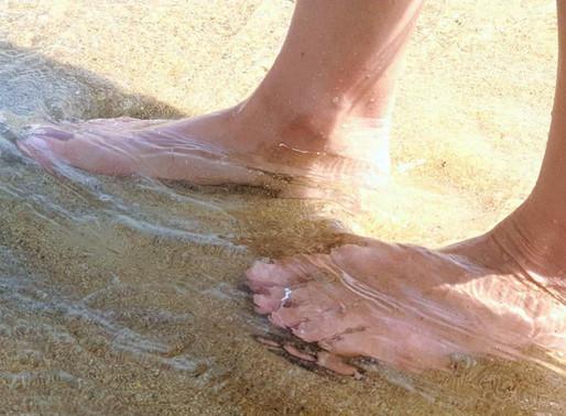 Pourquoi pratiquer le Kundalini pieds nus ?