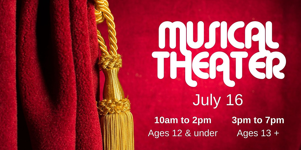 Musical Theater {Ages 12 and under}
