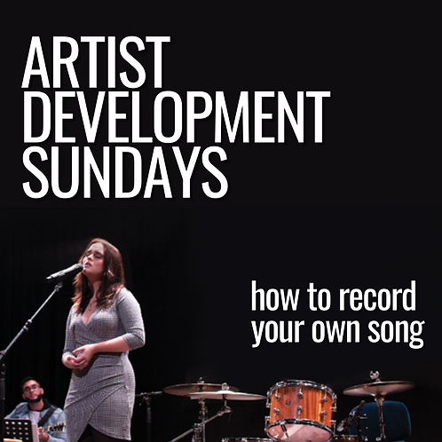 March 7 {how to record your own song}