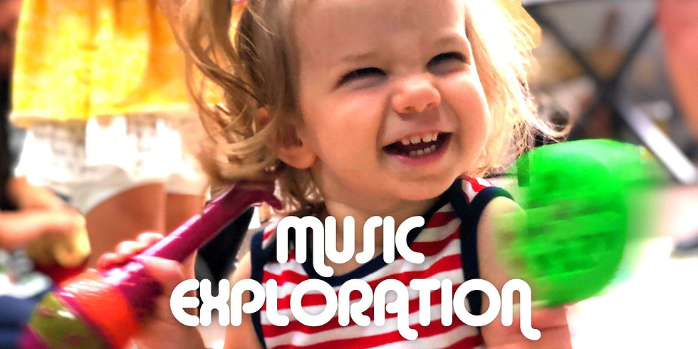 Music Exploration {Afternoon Camp}