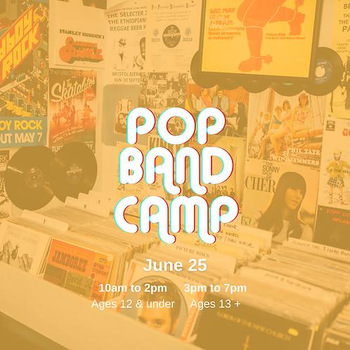 Pop Band Camp