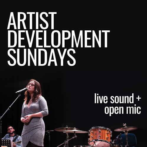 February 7 {live sound + open mic}