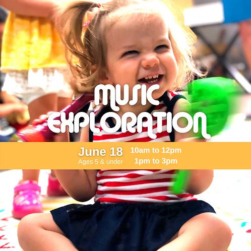 Music Exploration