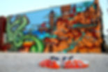 dodo esmo yes we camp graffiti marseille