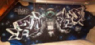 Chipie Cheme Melting Force Graffiti Sainté