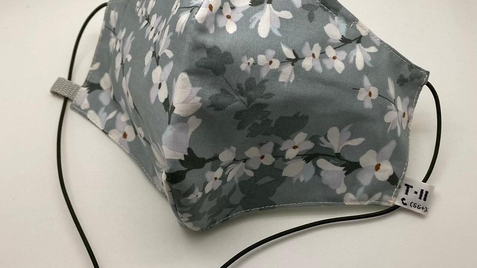 Floral Gray (Design may vary)