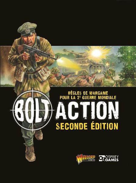 Bolt Action Seconde Edition