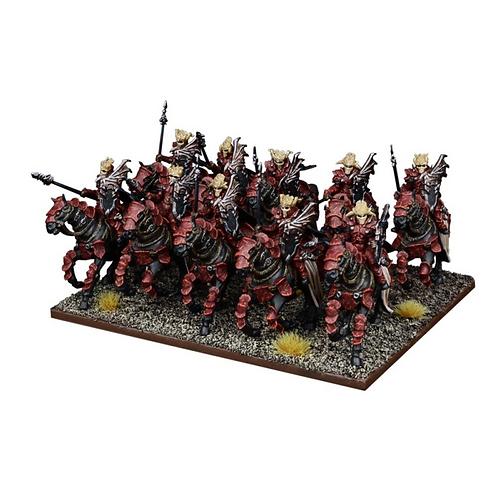 Abyssal Horsemen Regiment (10 figurines)