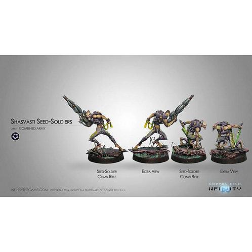Shasvastii Seed Soldiers (Combi Rifle)