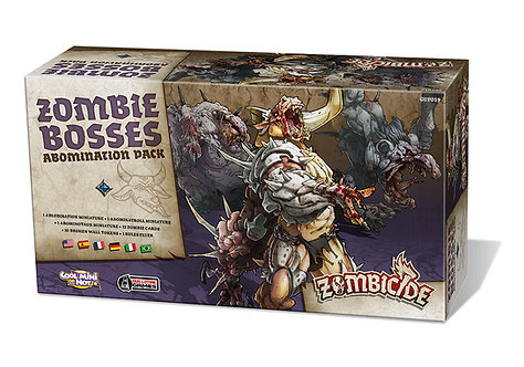 Zombies Bosses - Abomination Pack