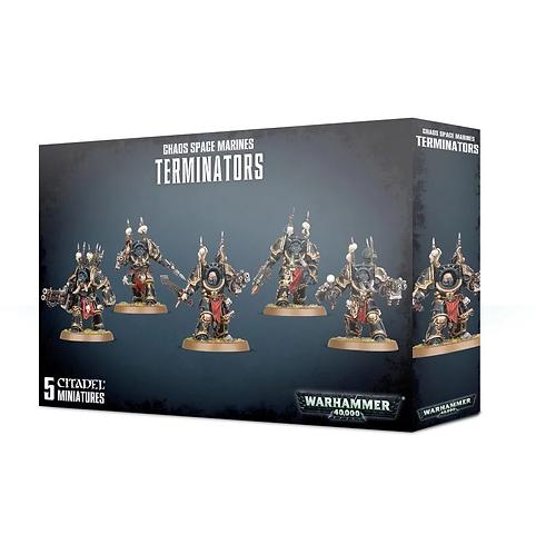 Chaos Terminators
