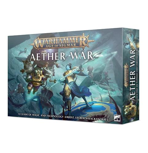 Aether War (Anglais)