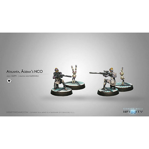Atalanta, Âgema's NCO (& Spotbot)