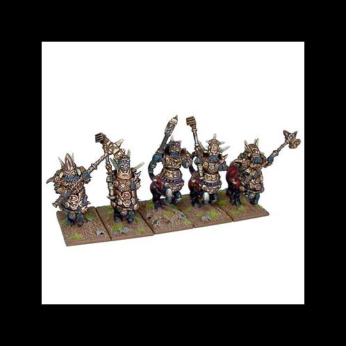 Sangs-mêlés abyssaux (10 figurines)