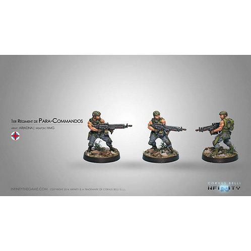 1er Régiment de Para-Commandos (HMG)